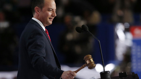 Republican National Committee Chairman Reince Priebus © Mario Anzuoni