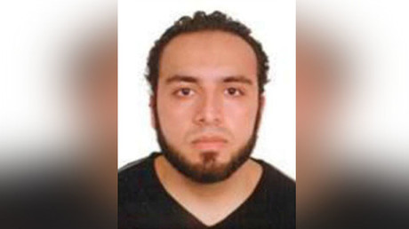 NYC bombing suspect's father told police son was a terrorist in 2014 - report