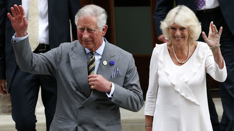 Britain's Prince Charles and his wife Camilla, Duchess of Cornwall. File photo. © Suzanne Plunkett