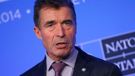 NATO Secretary-General Anders Fogh Rasmussen © Yves Herman