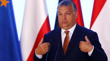 Hungary's Prime Minister Viktor Orban © Kacper Pempel