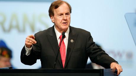 U.S. Representative Robert Pittenger © Chris Keane