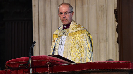 Archbishop of Canterbury Justin Welby © Ben Stansall