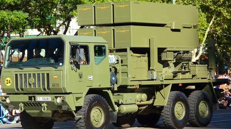 NASAMS II (launcher vehicle) © Outisnn