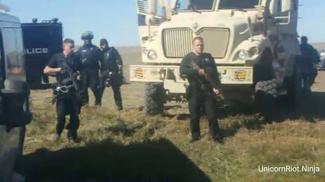 Dakota Access Pipeline protest camp on federal land to be left alone for now
