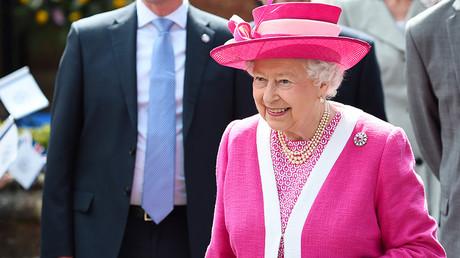 The Queen Elizabeth © Eamonn M. McCormack