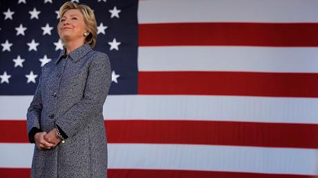 U.S. Democratic presidential nominee Hillary Clinton © Brian Snyder
