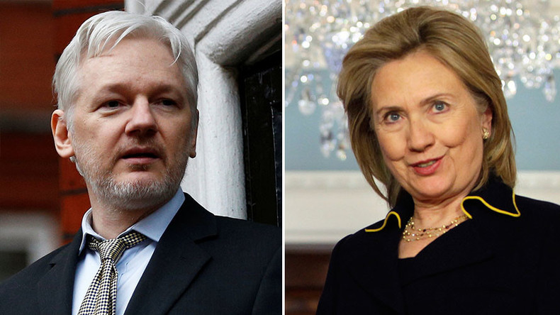 Hillary Clinton considered drone attack on Julian Assange ...