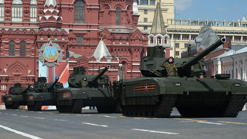 National defense viewed as top priority for half of all Russians, poll shows