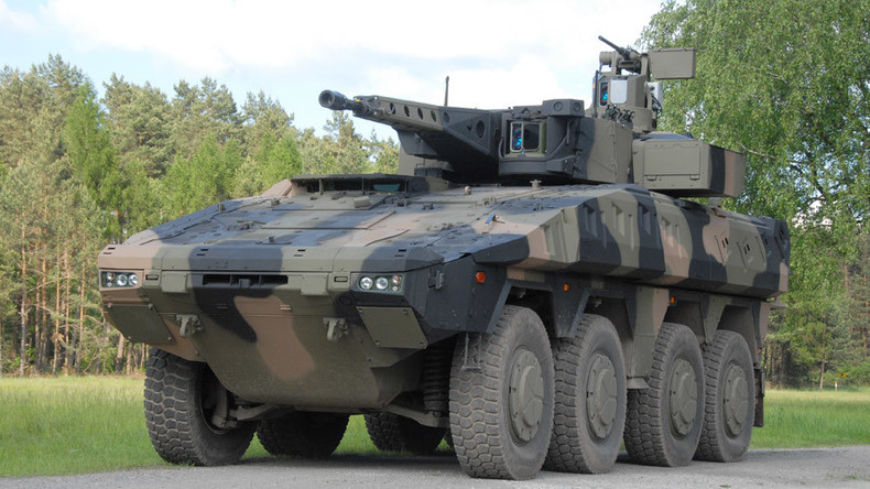 Used Cars For Sale Germany Military: MoD To Buy £3bn Armored Vehicle Fleet From Germany