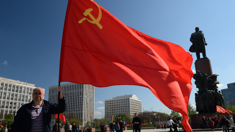 Communists vow to fight 'falsification of history' as anniversary of Bolshevik Revolution approaches