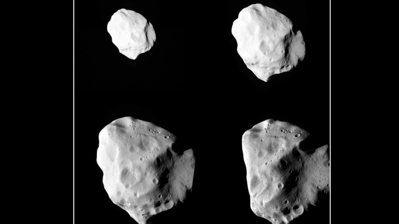 Risk of Earth's destruction by asteroid increasing as ...