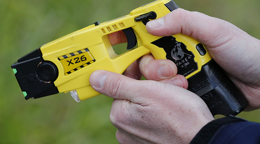 4 kids tased by police since school year started