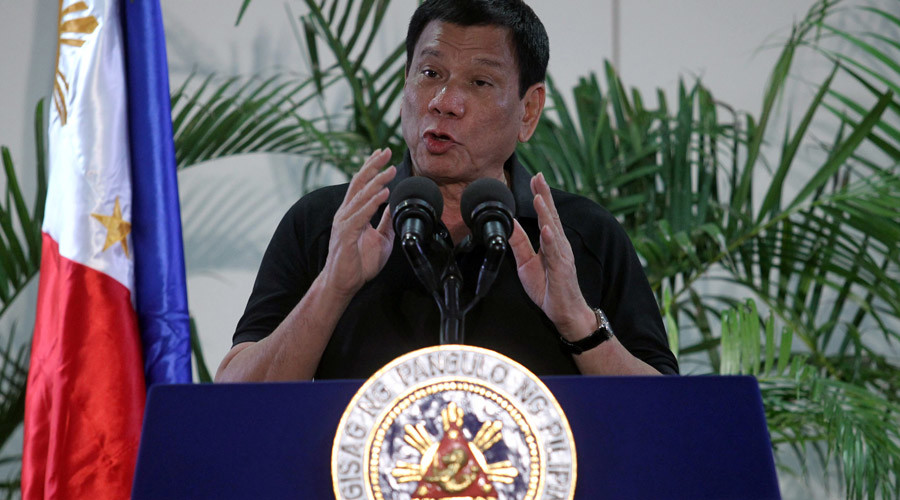 Duterte rejects 'Hitler' label, Philippines leader's spokesman clarifies