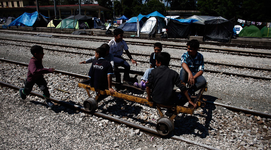 Syrian children 'stripped, abused' in Greek detention for carrying toy guns – Amnesty