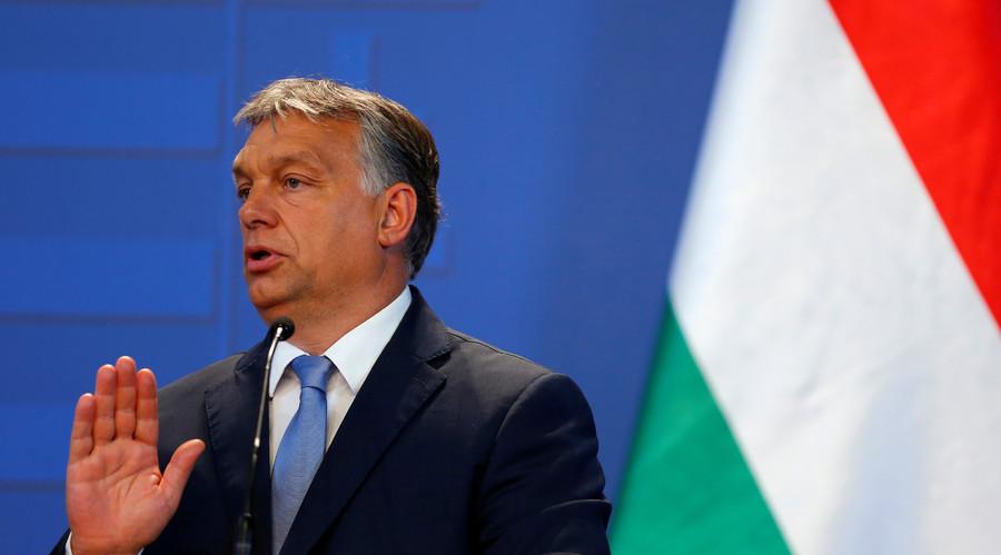 Hungarian Prime Minister Viktor Orban © Lazslo Balogh