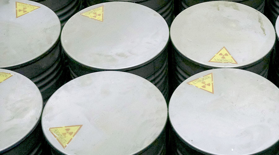 Putin signs decree suspending Russia-US deal on plutonium disposal over hostile US actions