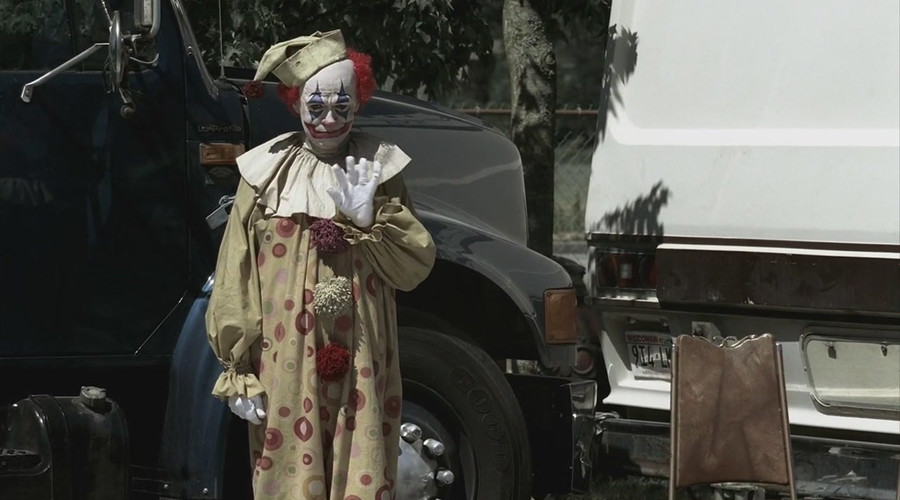#IfISeeAClown new trend in US amid creepy encounters