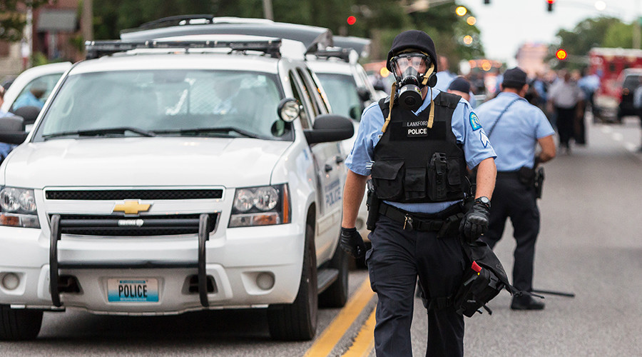 Ferguson protesters' $41.5mn lawsuit against police dismissed