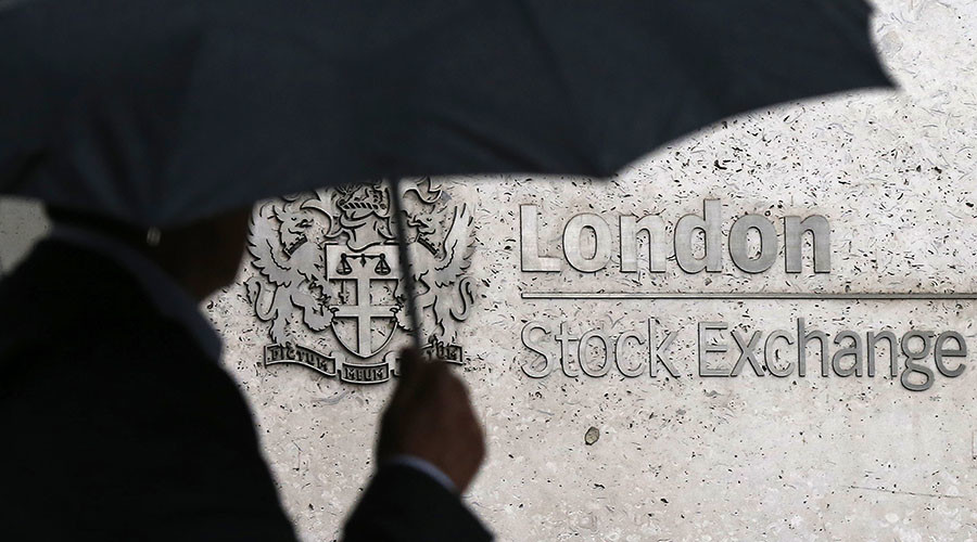 Sterling plunges to 31yr lows, stocks rocket to historic highs