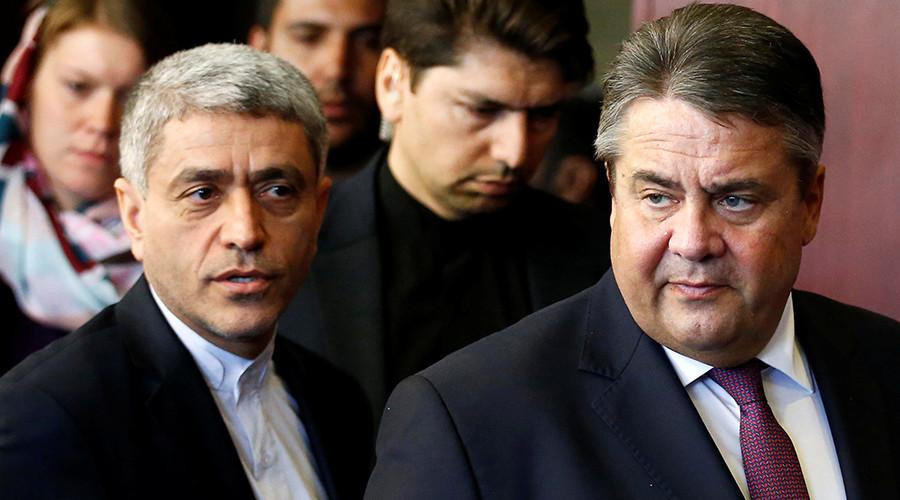 Precondition? Iran officials 'snub' German vice chancellor over call for Tehran to recognize Israel