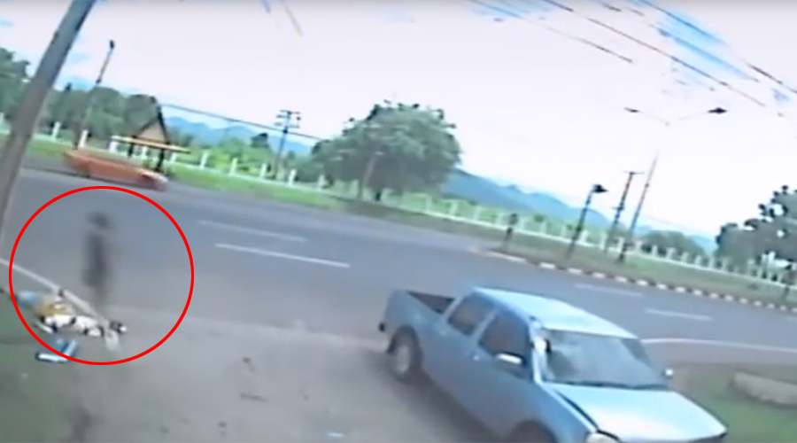 Footage of dead woman's 'soul' leaving body stuns viewers (VIDEO, POLL)