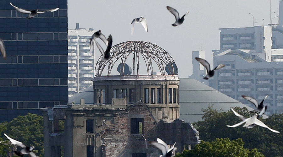Hiroshima & Nagasaki survivors tell British MPs to scrap nuclear weapons