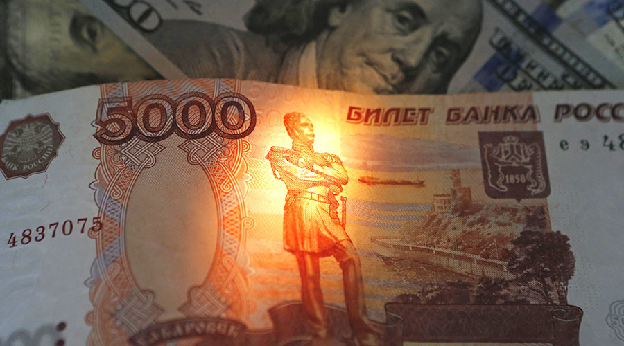Ruble best performing emerging market currency since OPEC deal in Algeria