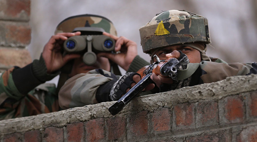 Indian Army OKs release of Kashmir 'surgical strike' videos