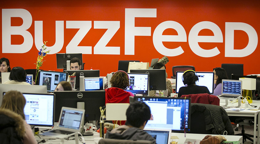 BuzzFeed News hacked: OurMine group carry out revenge attack