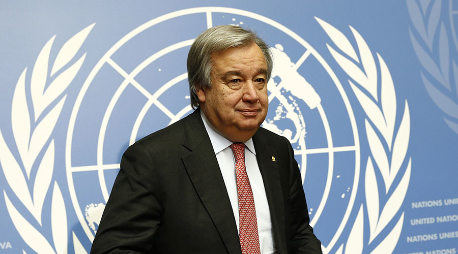 Portugal's ex-PM Guterres favorite to become new UN Secretary General