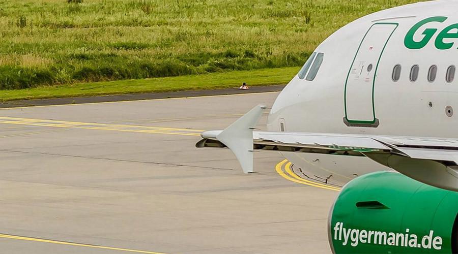 Flight Germania ST6256 from Dusseldorf to Tel Aviv declares emergency, lands in Munich