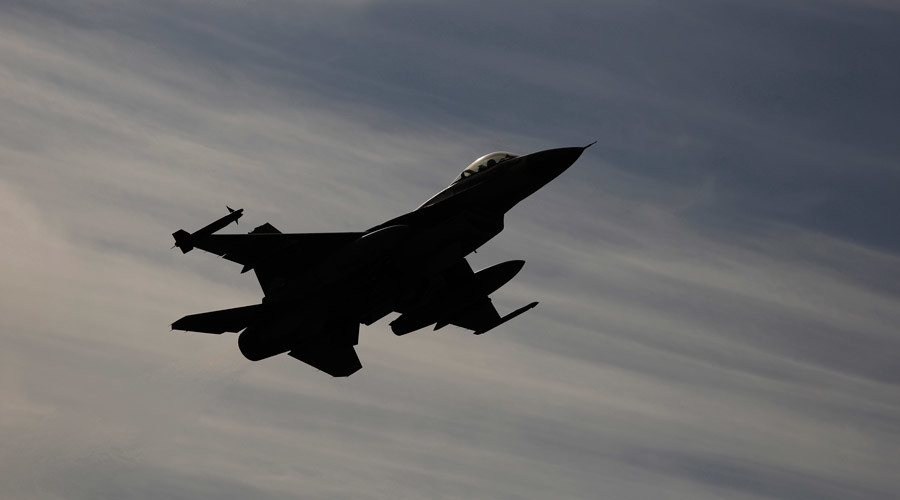 Israeli fighter jet crashes outside base after striking Gaza, pilot killed – army statement