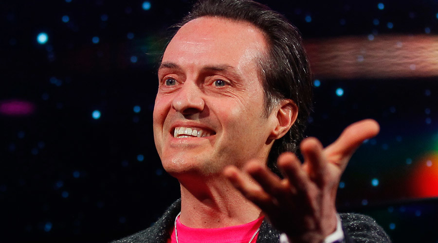 John Legere, Chief Executive Officer of T-Mobile © Rick Wilking
