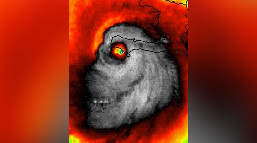 Hurricane Matthew: Satellite images show 'monstrous' storm bound for US (PHOTOS, VIDEOS)