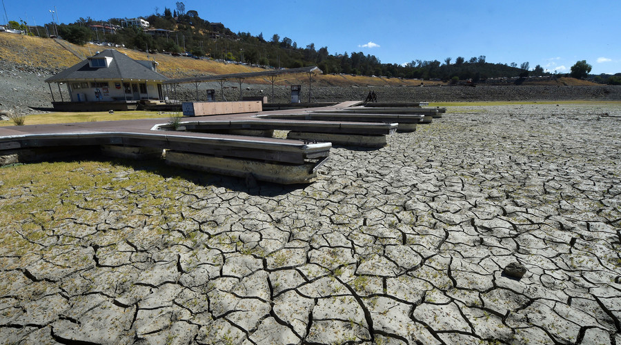Megadrought: Study warns US Southwest 'virtually certain' to run bone-dry by 2100