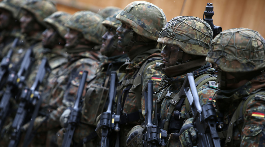 Germany moves to run its own EU army – leaving both Brussels & NATO in new crisis