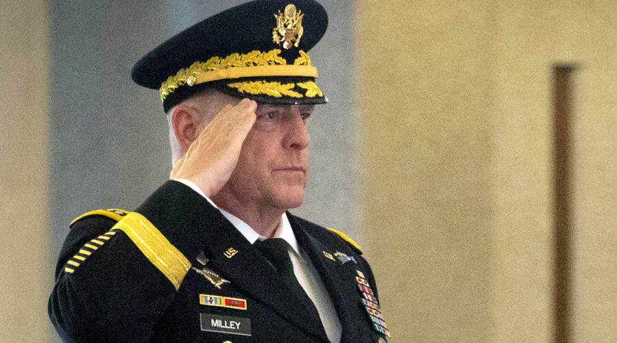 'We will stop you…beat you': US Army chief offers stark warning to potential rivals and enemies