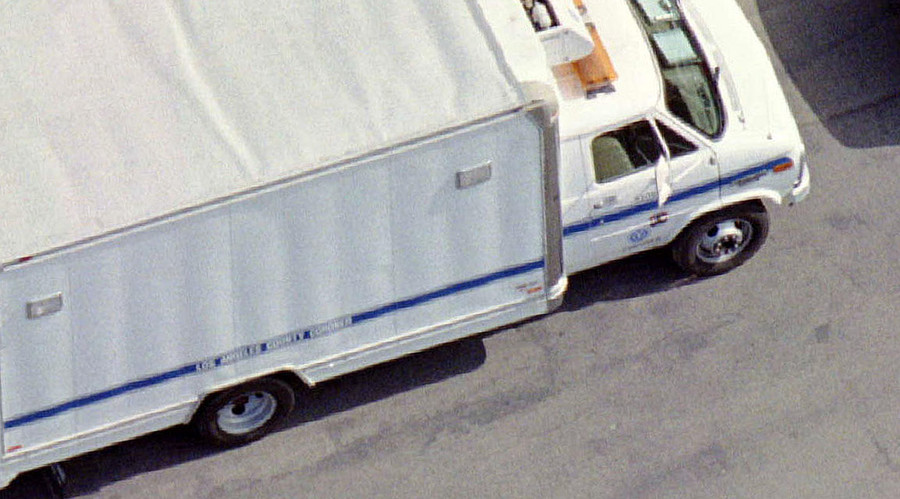 15 people found in -25°C freezer truck at motorway service station