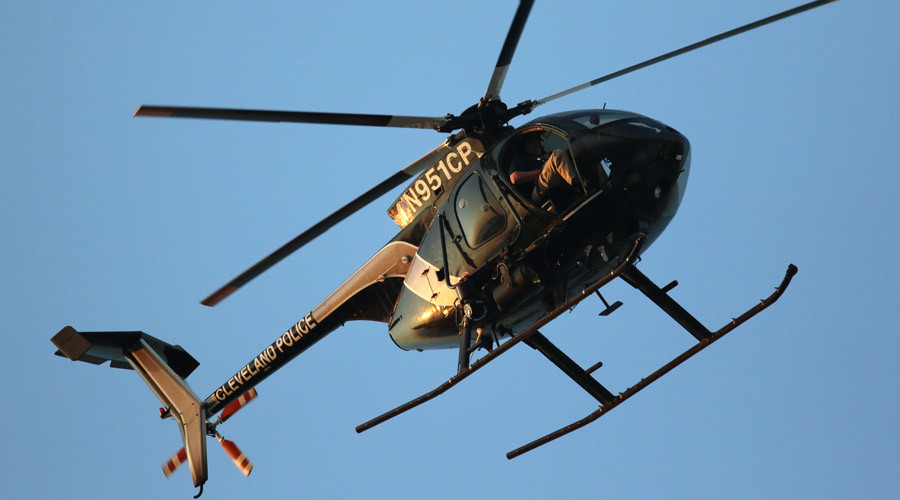 Police use military helicopter to seize one cannabis plant from 81yo arthritis patient