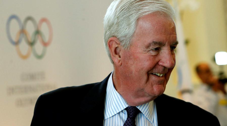 President of the World Anti-Doping Agency (WADA) Craig Reedie © Denis Balibouse