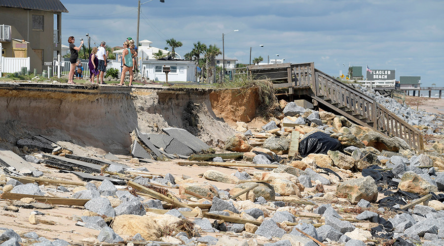 Hurricane Matthew kills 34 in US, millions without power (PHOTOS, VIDEOS)