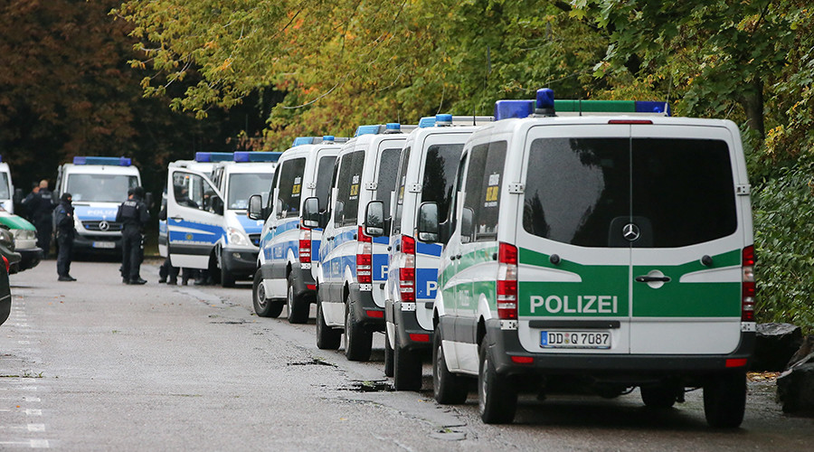 German police storm another flat in Chemnitz; arrest man with links to 'bomb plot' suspect