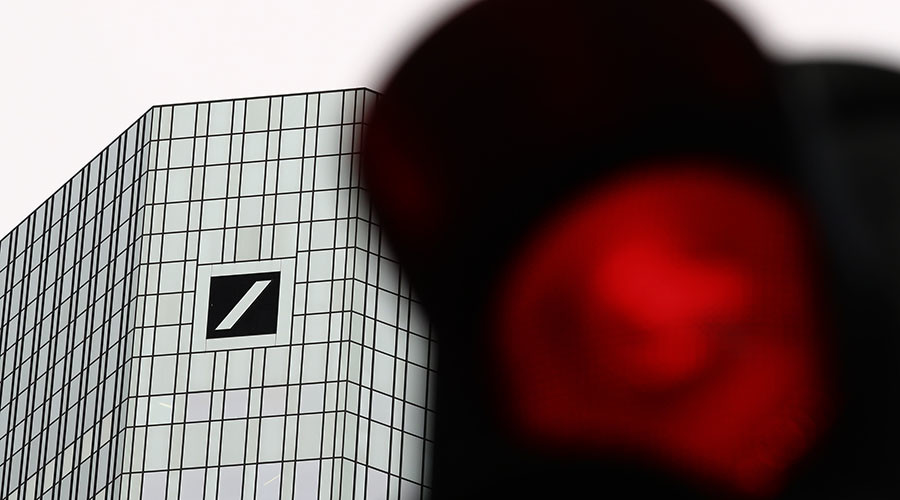 No deal reached by Deutsche Bank with US regulators