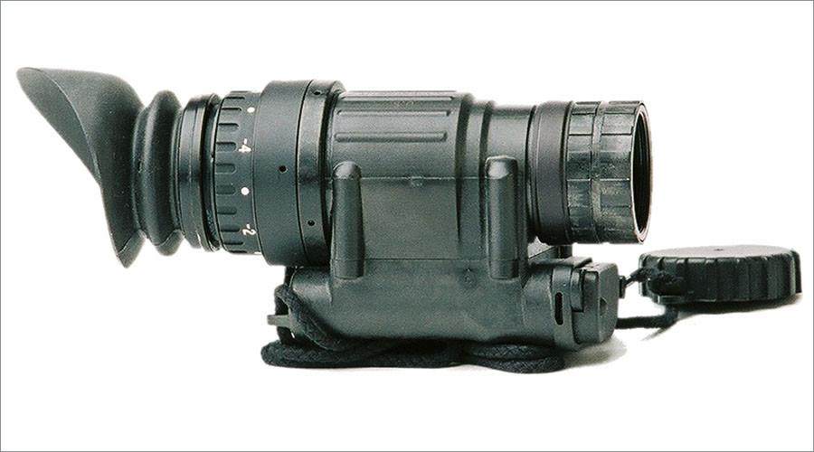 Land Warrior PVS-14 Night Vision Device. ©