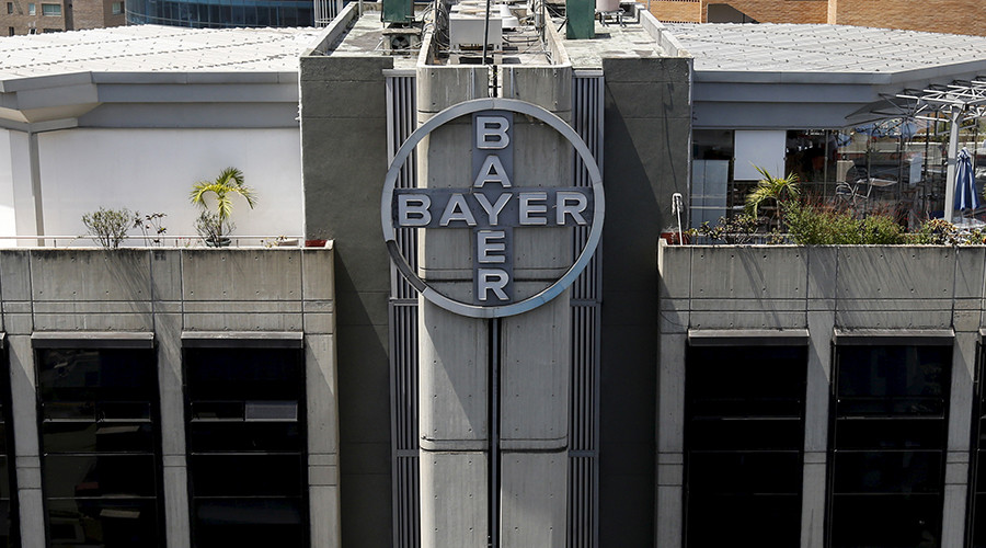 Bayer vows not to use reputation to impose Monsanto's GM crops on Europe