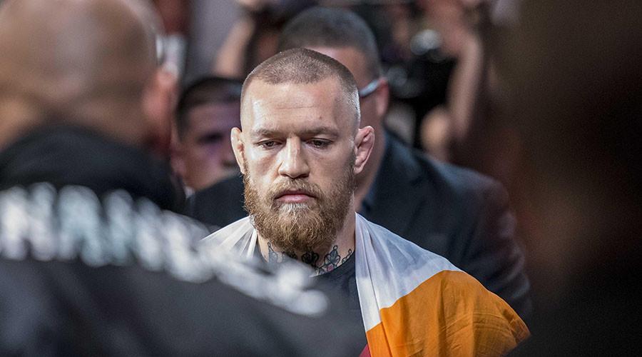 Conor McGregor. ©Joshua Dahl-USA TODAY Sports