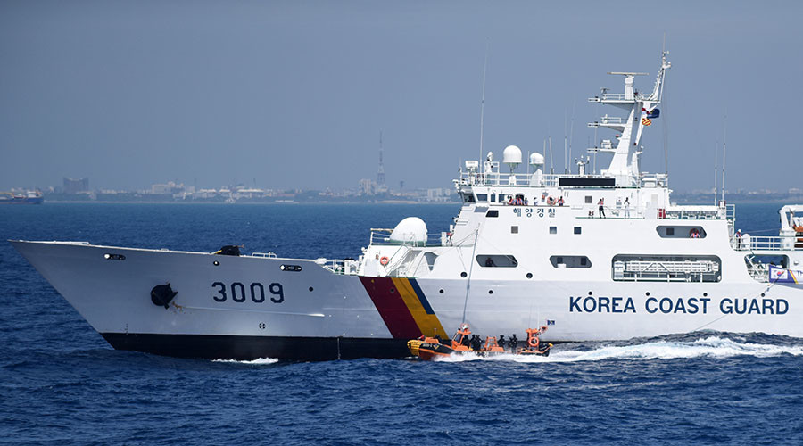 South Korea will shoot at Chinese boats fishing illegally, says coastguard