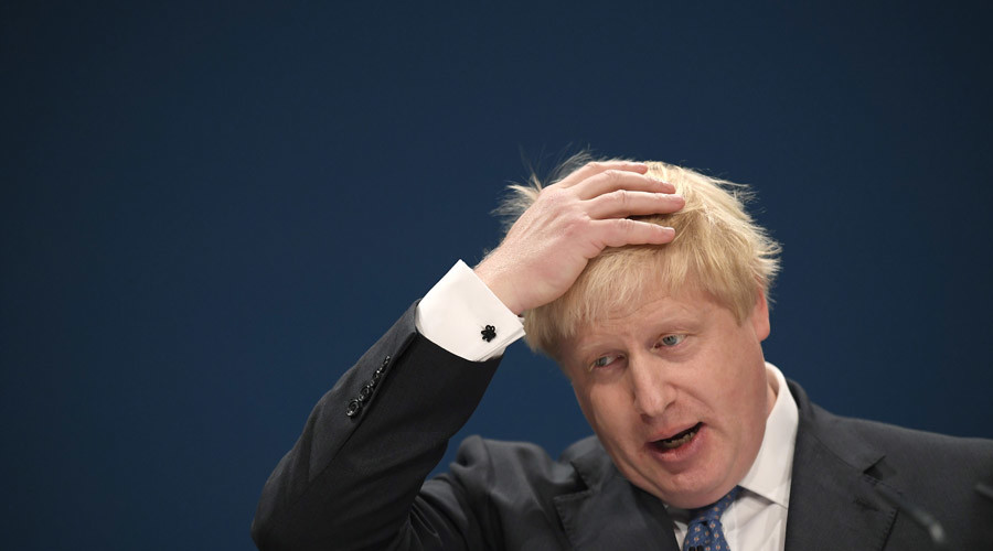 #AleppoDebate: Boris Johnson gets trolled after calling for Russian embassy protest
