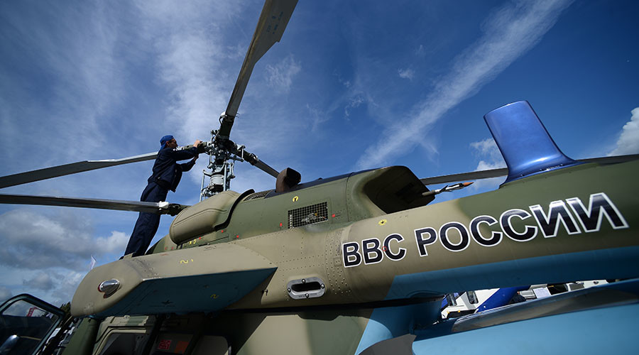 Russia, India to start joint airplane & helicopter production